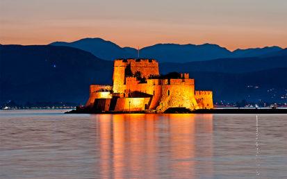 nafplio castle